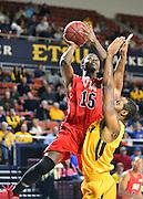 NCAA Men's Basketball: Buccaneers cruise past Keydets, 88-51