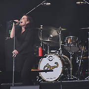 Alison Moyet performs at Kew the Music 2019 on 11 July 2019, London, UK.