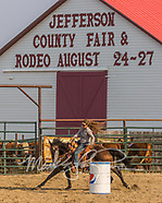 Jefferson County Fair Local Rodeo