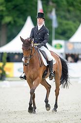 Mcnab Kevin, (AUS), Step Forward   <br /> Dressage - CIC3* Luhmuhlen 2016<br /> © Hippo Foto - Jon Stroud<br /> 17/06/16