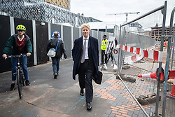 © Licensed to London News Pictures . 02/10/2018. Birmingham, UK. JO JOHNSON at the conference on day 3 of the Conservative Party conference at the ICC in Birmingham . Photo credit: Joel Goodman/LNP