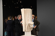 Opening of Frieze Masters. Regents Park, 4 October 2017