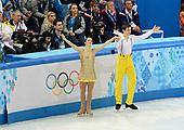 Sochi 2014/02/06 - 05 Figure Skating - Winter Olympic Games