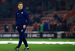File photo dated 27-02-2019 of Fulham first team coach Scott Parker