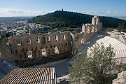 Theatre of Herodes Atticus, Acropolis, Athens, Greece, UNESCO word heritage site