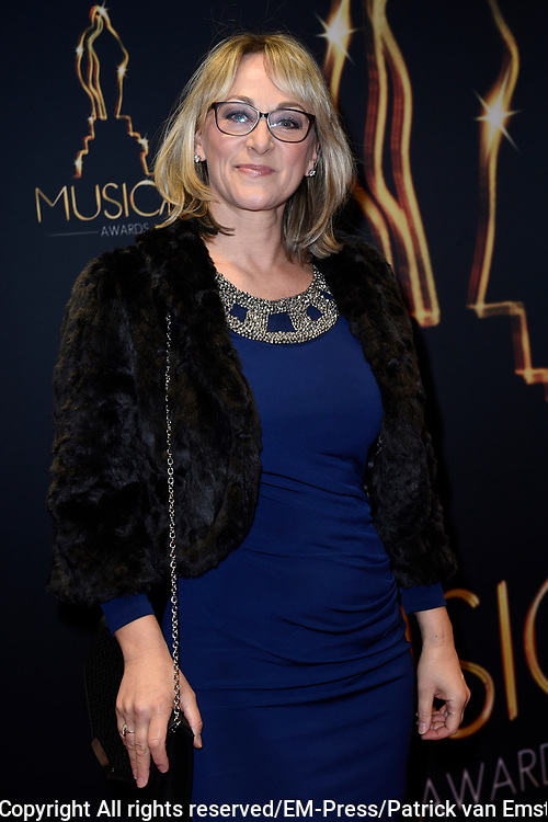 Musical Awards Gala 2016 in het Beatrix Theater Utrecht<br /> <br /> Op de foto:  Jacqueline Aronson