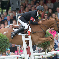 Show Jumping - Burghley 2013