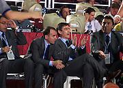 Eurobasket Turchia 2001 <br /> Italia-Bosnia<br /> Bogdan Tanjevic, Giovanni Piccin