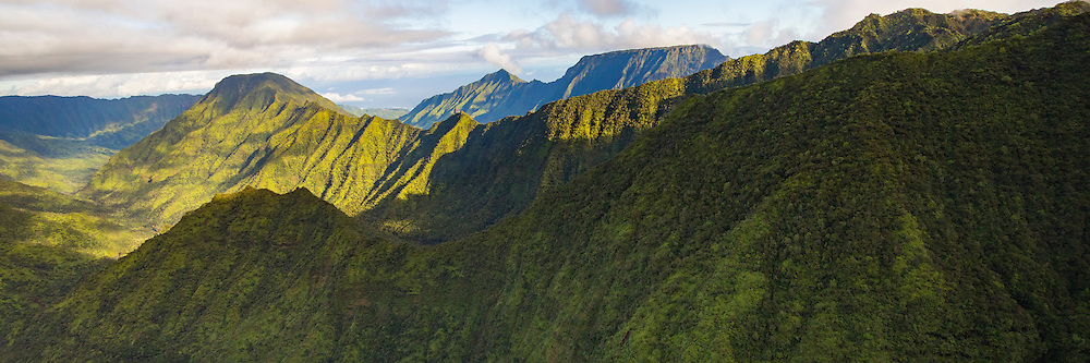 Lumahai Valley, Kauai, Hawaii