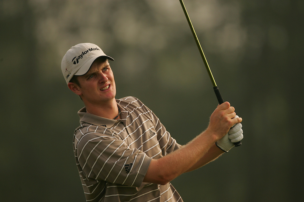 Justin Rose.2004 U.S. Open Championship.Shinnecock Hills CC.Southampton, NY.Second Round.Friday, June 18, 2004..photograph by Darren Carroll