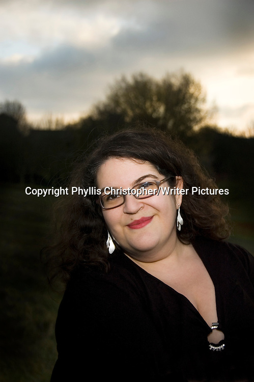 Naomi Alderman, writer<br /> 9th November 2009<br /> <br /> Photograph by Phyllis Christopher/Writer Pictures<br /> <br /> WORLD RIGHTS
