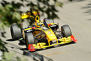 September 10-12, 2010: Italian Grand Prix. Robert Kubica, Renault
