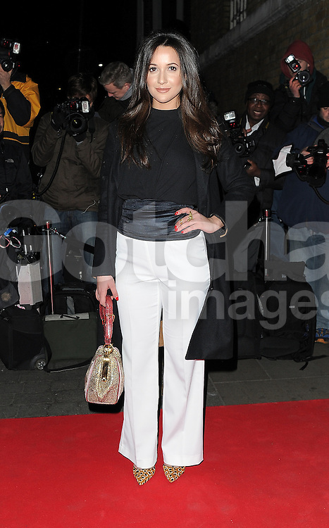 Roxie Nafousi attends the YSL Beauty: YSL Loves Your Lips party at The Boiler House,The Old Truman Brewer in London, UK. 20/01/2015<br /> BYLINE MUST READ : GOTCHAIMAGES.COM<br /> <br /> Copyright by &copy; Gotcha Images Ltd. All rights reserved.<br /> Usage of this image is conditional upon the acceptance <br /> of Gotcha Images Ltd, terms and conditions available at<br /> www.gotchaimages.com