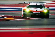 May 4-6, 2017: IMSA Sportscar Showdown at Circuit of the Americas. 911 Porsche GT Team, Porsche 911 RSR, Patrick Pilet, Dirk Werner