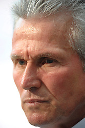 27.04.2013, Allianz Arena, Muenchen, GER, 1. FBL, FC Bayern Muenchen vs SC Freiburg, 31. Runde, im Bild Trainer Jupp HEYNCKES (FC Bayern Muenchen), Portrait,Portraet // during the German Bundesliga 31th round match between FC Bayern Munich and SC Freiburg at the Allianz Arena, Munich, Germany on 2013/04/27. EXPA Pictures © 2013, PhotoCredit: EXPA/ Eibner/ Wolfgang Stuetzle..***** ATTENTION - OUT OF GER *****