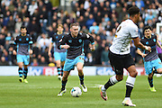 Sheffield Wednesday midfielder Aiden McGeady during the Sky Bet Championship match between Derby County and Sheffield Wednesday at the iPro Stadium, Derby, England on 23 April 2016. Photo by Jon Hobley.
