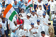 Cricket - Sachin Tendulkar's 200th and Final Test Match for India
