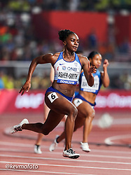 2019 IAAF World Athletics Championships held in Doha, Qatar from September 27- October 6<br /> Day 5