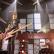 WASHINGTON, DC - December 15th, 2014 - 5 Seconds of Summer Performs Onstage During HOT 99.5's Jingle Ball 2014 at the Verizon Center in Washington, D.C.  (Photo By Kyle Gustafson / For The Washington Post)