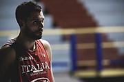 Filippo Baldi Rossi<br /> Raduno Nazionale Maschile Senior<br /> Allenamento pomeriggio<br /> Cagliari, 03/08/2017<br /> Foto Ciamillo-Castoria/ M. Brondi