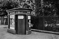Russel Square Automatic Public Toilet - London, England, 2017