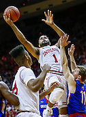 NCAA Basketball - Indiana Hoosiers vs UMass Lowell River Hawks - Bloomington, IN