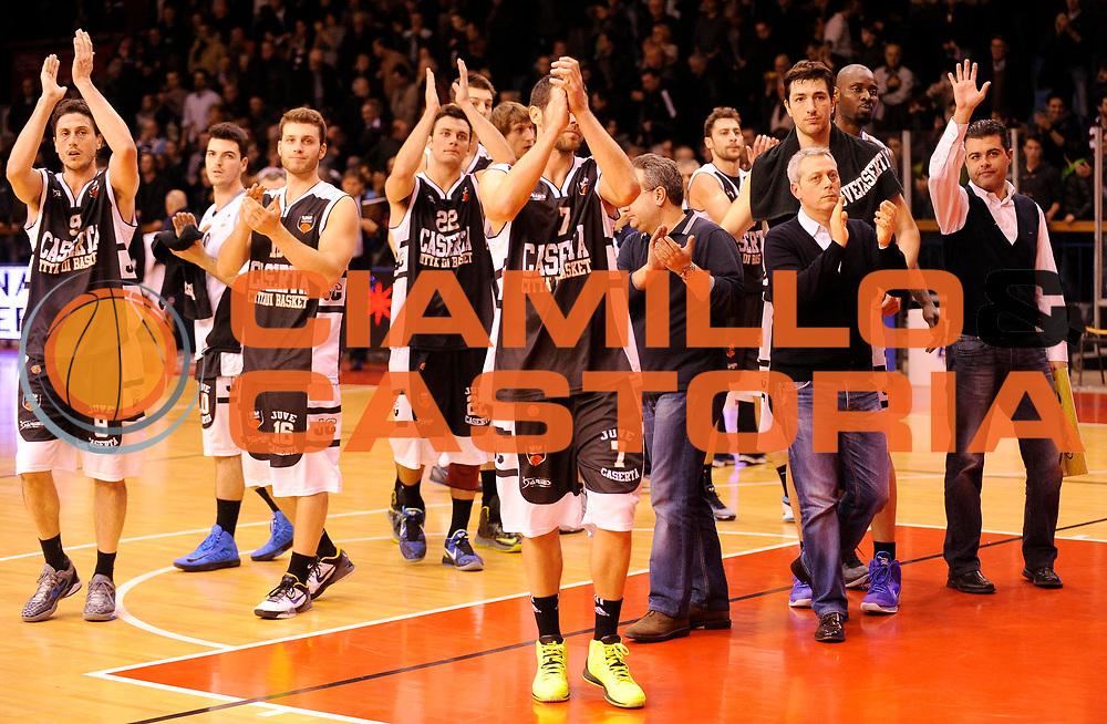 DESCRIZIONE : Reggio Emilia Lega A 2012-13 Trenkwalder Reggio Emilia Juvecaserta <br /> GIOCATORE : <br /> SQUADRA :  Juvecaserta <br /> EVENTO : Campionato Lega A 2012-2013<br /> GARA :  Trenkwalder Reggio Emilia Juvecaserta <br /> DATA : 13/01/2013<br /> CATEGORIA : Delusione Fair Play<br /> SPORT : Pallacanestro<br /> AUTORE : Agenzia Ciamillo-Castoria/A.Giberti<br /> Galleria : Lega Basket A 2012-2013<br /> Fotonotizia : Reggio Emilia Lega A 2012-13 Trenkwalder Reggio Emilia Juvecaserta <br /> Predefinita :