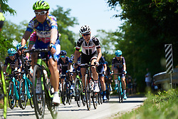 Leah Kirchmann (CAN) at Giro Rosa 2018 - Stage 3, a 132 km road race starting and finishing in Corbetta, Italy on July 8, 2018. Photo by Sean Robinson/velofocus.com