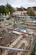 September 2011: Pembroke College Brewer Street Project
