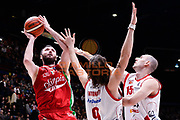 Macvan Milan<br /> EA7 Emporio Armani Olimpia Milano - The Flexx Pistoia Basket<br /> Lega Basket 2016/17<br /> Milano 27/11/2016 <br /> Foto Ciamillo