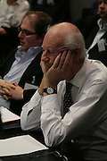 Ove H¿egh, Arts Alliance CEOs Summit. Tanaka Business School. Imperial College, London. 17 April 2007.  -DO NOT ARCHIVE-© Copyright Photograph by Dafydd Jones. 248 Clapham Rd. London SW9 0PZ. Tel 0207 820 0771. www.dafjones.com.