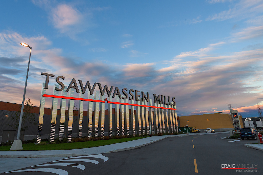 Tsawwassen Mills Mall<br /> Nov 8 2016