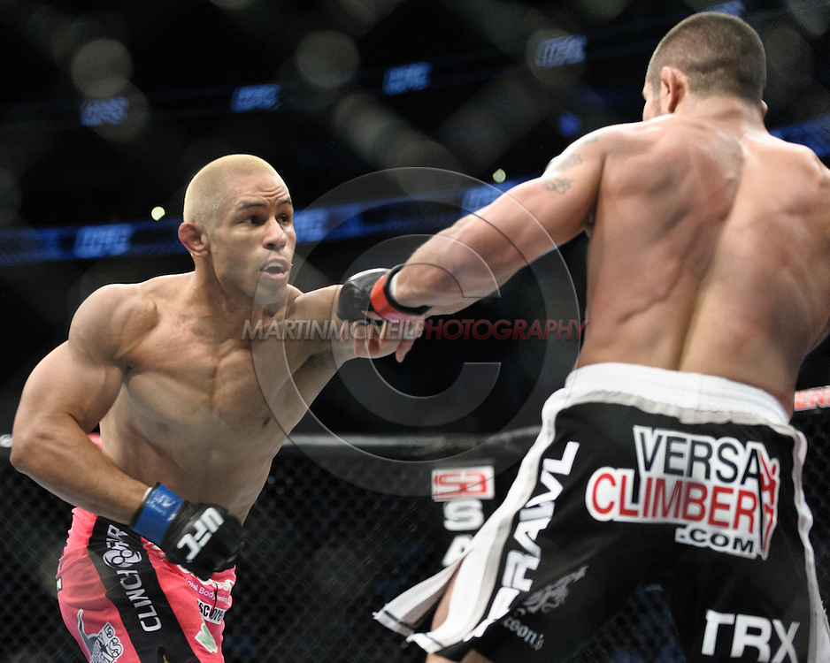 """PITTSBURGH, PENNSYLVANIA, JUNE 26, 2011: Images from """"UFC Live: Kongo vs. Barry"""" inside the Consol Energy Center in Pittsburgh, Pennsylvania"""
