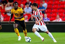 Bojan of Stoke City - Mandatory by-line: Robbie Stephenson/JMP - 25/07/2018 - FOOTBALL - Bet365 Stadium - Stoke-on-Trent, England - Stoke City v Wolverhampton Wanderers - Pre-season friendly