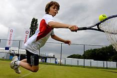 20120622 NED: Tennis clinic BvdGF, Rosmalen
