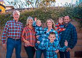 Kim Holiday Family 2018