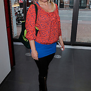 NLD/Amsterdam/20120420 - Show Joan Collins, Annemarie Jung