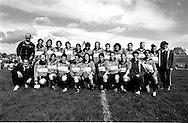 The women's rugby team Mira Riviera del Brenta (2005)