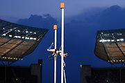 Illustration in women pole vault during the European Championships 2018, at Olympic Stadium in Berlin, Germany, Day 3, on August 9, 2018 - Photo Philippe Millereau / KMSP / ProSportsImages / DPPI
