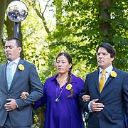 NLD/Den Haag/20190822 - Uitvaart Prinses Christina, Bernard Guillermo, Juliana Guillermo, Nicolas Guillermo