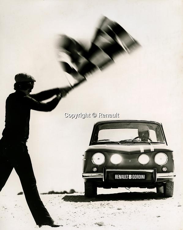 Renault 8 Gordini, model 1970