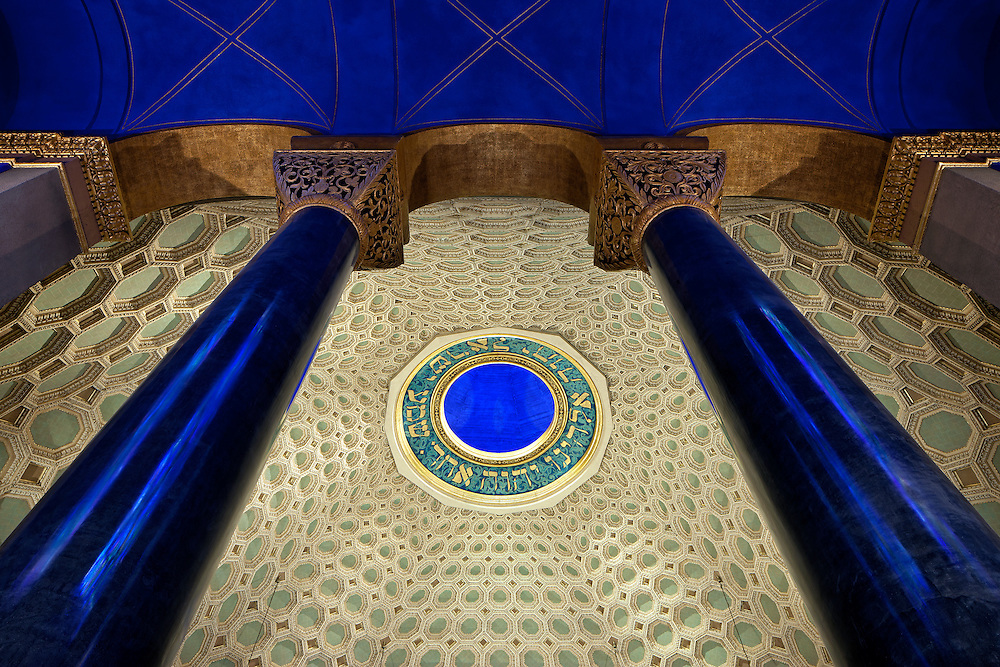 Wilshire Blvd. Temple  / Photography by Tom Bonner.  Job ID 5942  For use only by Wilshire Blvd Temple.