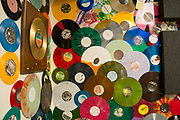 Records Colored Vinyl at Gotta Groove Records, Photo by Mara Robinson Photography shot for Pitchfork Magazine