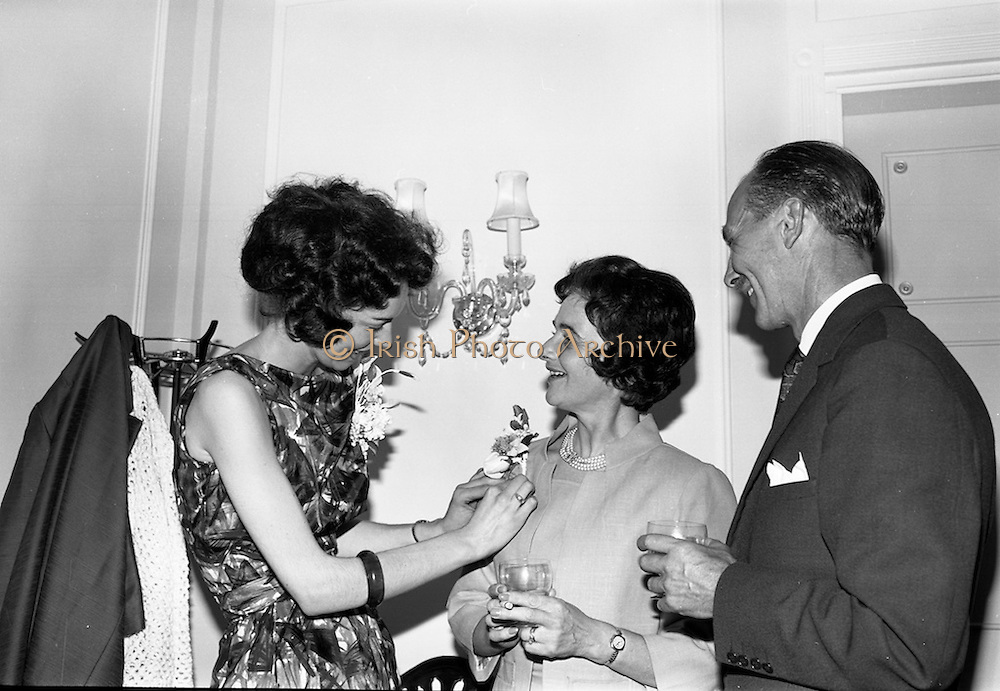 30/6/1964<br /> 6/30/1964<br /> 30 June 1964<br /> <br /> Miss. Helen Boardman, Mrs. B.H. Skinner and Mr B.H Greenwood District Manager for Pepsi