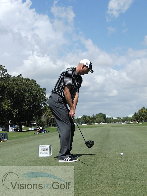 Jim Furyk<br /> high speed swing sequence March 2015