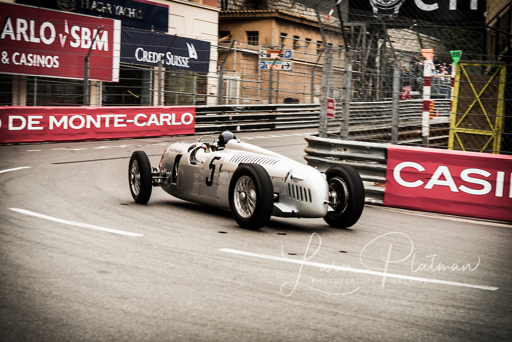 Monaco Grand Prix Historic 2014 Jackie Ickx,