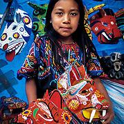 Chichicastenango. Guatemala.