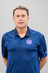 16.07.2019, Generali Arena, Wien, AUT, 1. FBL, FK Austria Wien, Fototermin, im Bild Co-Trainer Uwe Hoelzl // Uwe Hoelzl during the official team and portrait photoshooting of tipico Bundesliga Club FK Austria Wien for the upcoming Season at the Generali Arena in Vienna, Austria on 2019/07/16. EXPA Pictures © 2019, PhotoCredit: EXPA/ Florian Schroetter
