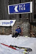 Wintersport, sports d'hiver en Gruyère. Jaun, 2008. © Romanp P. Riedo