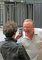 Ray Winstone, Celebrity sightings in London, 17 September 2014, Photo by Mike Webster